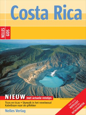 cover image of Nelles Gids Costa Rica