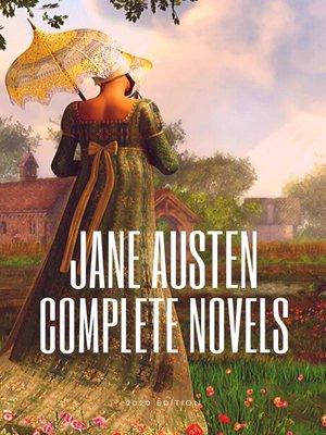 cover image of Jane Austen--Complete novels