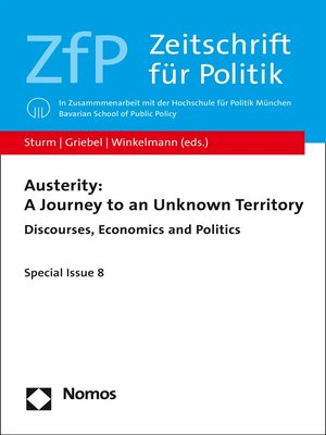 cover image of Austerity