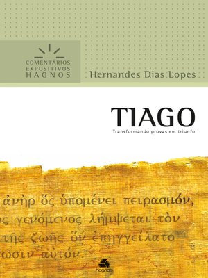 cover image of Tiago