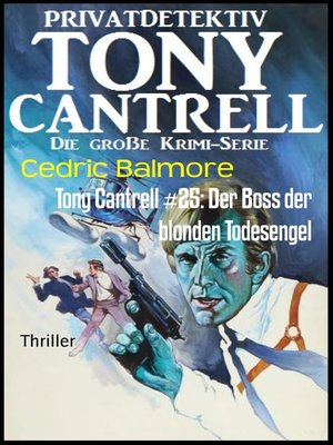 cover image of Tony Cantrell #25