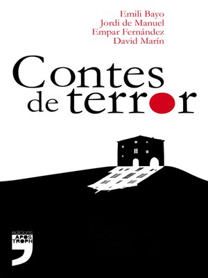 cover image of Contes de terror