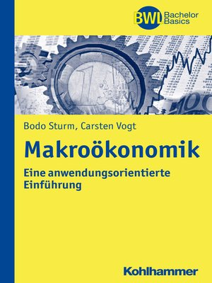 cover image of Makroökonomik