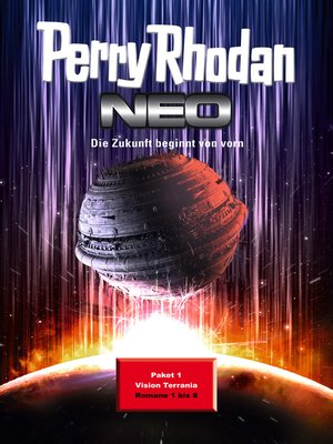 cover image of Perry Rhodan Neo Paket 1