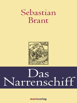 cover image of Das Narrenschiff