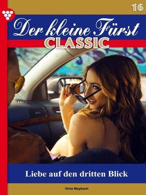 cover image of Der kleine Fürst Classic 16 – Adelsroman