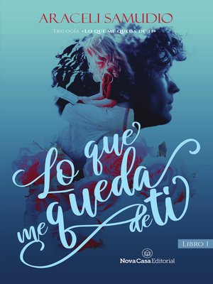 cover image of Lo que me queda de ti (I)