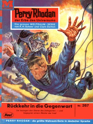 cover image of Perry Rhodan 267