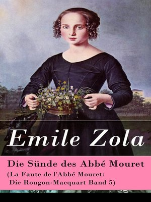 cover image of Die Sünde des Abbé Mouret (La Faute de l'Abbé Mouret