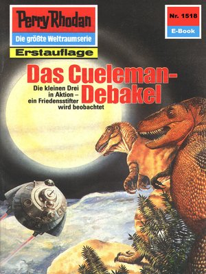 cover image of Perry Rhodan 1518