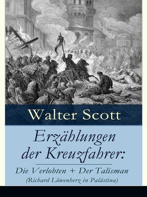 cover image of Erzählungen der Kreuzfahrer