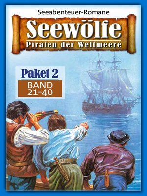 cover image of Seewölfe Paket 2