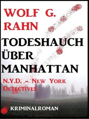 cover image of Todeshauch über Manhattan