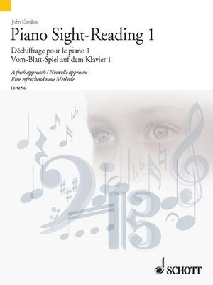 cover image of Piano Sight-Reading 1