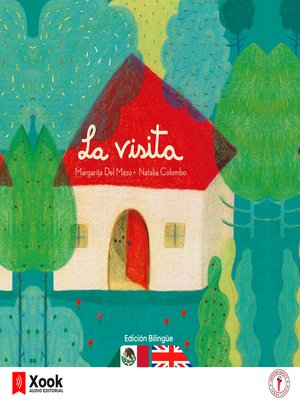 cover image of La visita--The visit