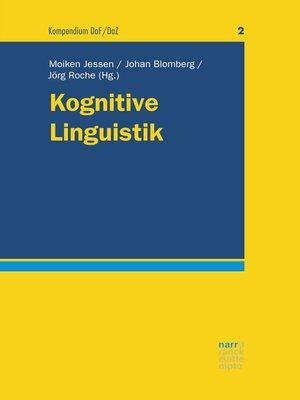 cover image of Kognitive Linguistik