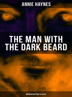 cover image of THE MAN WITH THE DARK BEARD (Murder Mystery Classic)