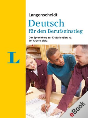 cover image of Langenscheidt Deutsch für den Berufseinstieg
