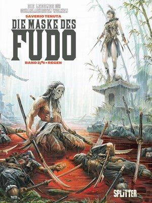 cover image of Die Maske des Fudo. Band 2
