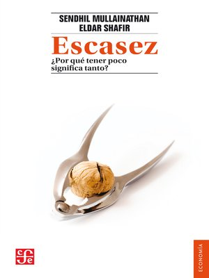 cover image of Escasez