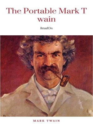 cover image of The Portable Mark Twain (Viking Portable Library)