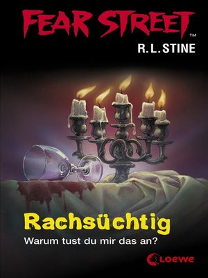 cover image of Rachsüchtig