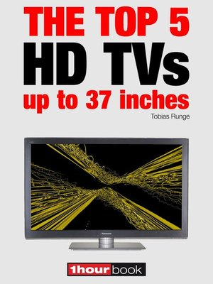 cover image of The top 5 HD TVs up to 37 inches