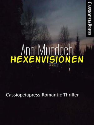 cover image of Hexenvisionen