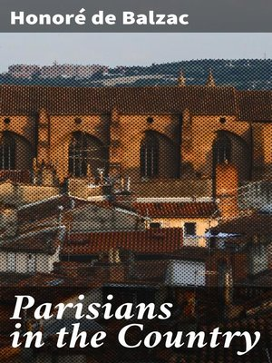 cover image of Parisians in the Country