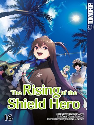 cover image of The Rising of the Shield Hero--Band 16