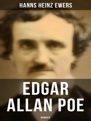 cover image of Edgar Allan Poe (Vollständige Biografie)