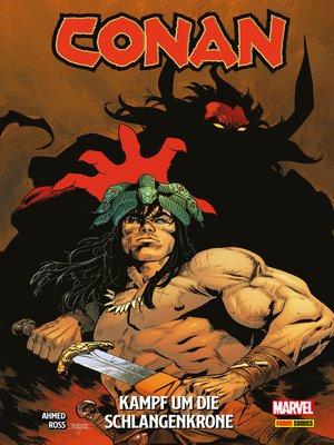 cover image of Conan--Kampf um die Schlangenkrone