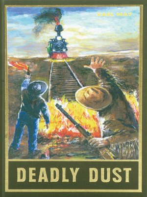 cover image of Deadly Dust