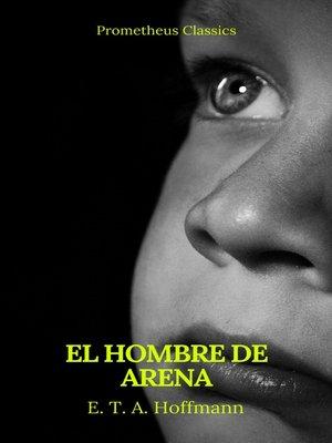 cover image of El hombre de arena (Prometheus Classics)
