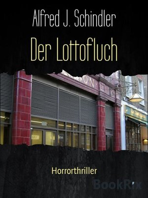 cover image of Der Lottofluch