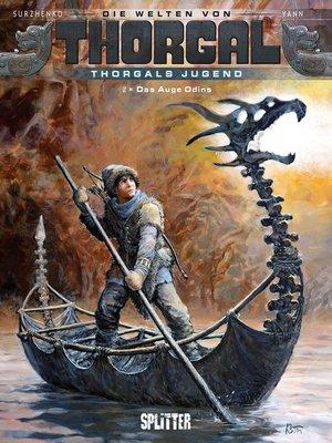 cover image of Die Welten von Thorgal--Thorgals Jugend. Band 2