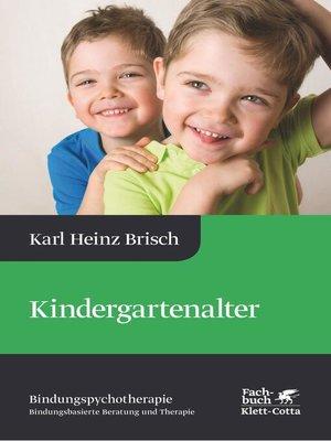 cover image of Kindergartenalter
