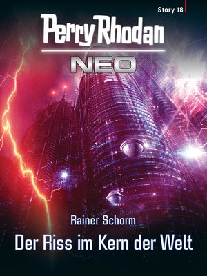 cover image of Perry Rhodan Neo Story 18