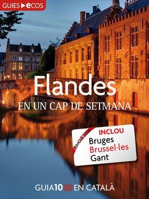 cover image of Flandes. En un cap de setmana