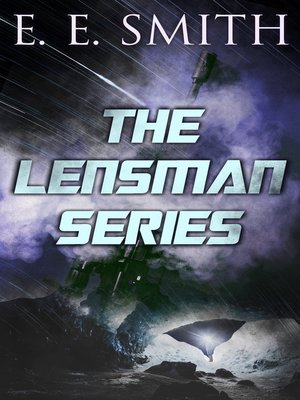 cover image of The Lensman Series