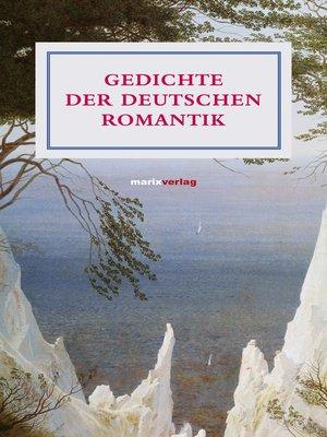 cover image of Gedichte der deutschen Romantik