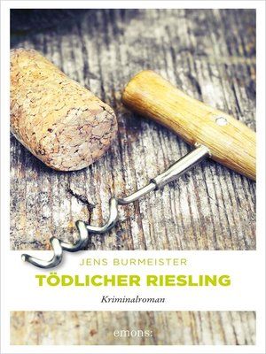 cover image of Tödlicher Riesling