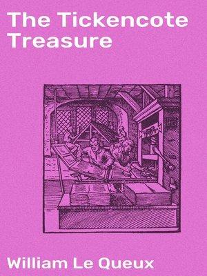 cover image of The Tickencote Treasure