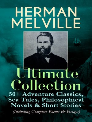 cover image of HERMAN MELVILLE Ultimate Collection