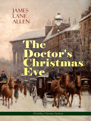 cover image of The Doctor's Christmas Eve
