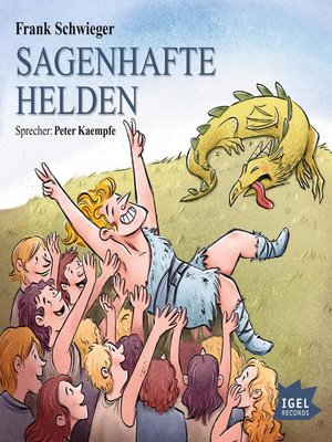 cover image of Sagenhafte Helden