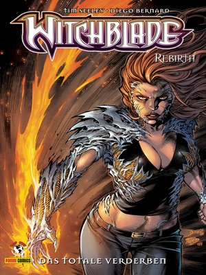 cover image of Witchblade--Rebirth, Band 3--Das totale Verderben