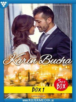 cover image of Karin Bucha 5er Box 1 – Liebesroman