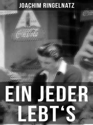 cover image of Ein jeder lebt's