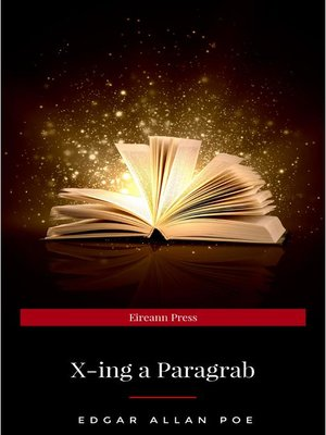 cover image of X-ing a Paragrab